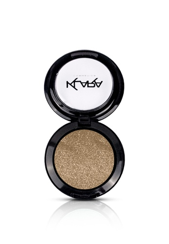KLARA COSMETICS gold Diamond Eyeshadow #3 - Sparkling Champagne BECC1BE0951EB1GS_1