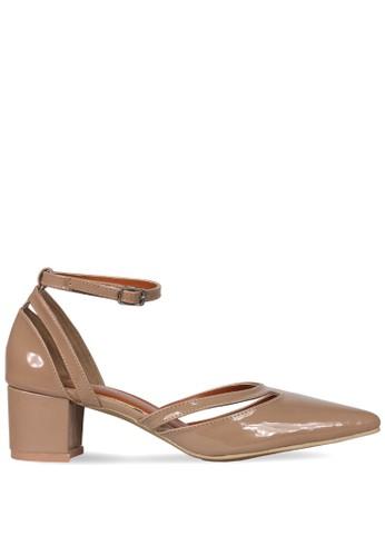CLAYMORE brown Sepatu Claymore MZ - 1730 moca CL635SH0UUNSID_1