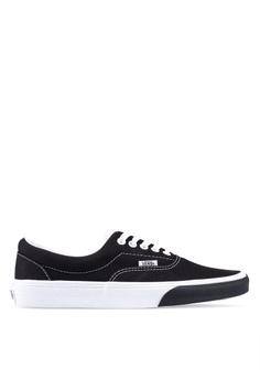 4b6902cb48 VANS black and white Era Color Block Sneakers 9AD88SH8BFAB8FGS 1
