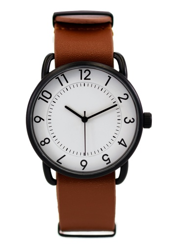 LEUPP brown Imako Watch F8385AC4244C6CGS_1
