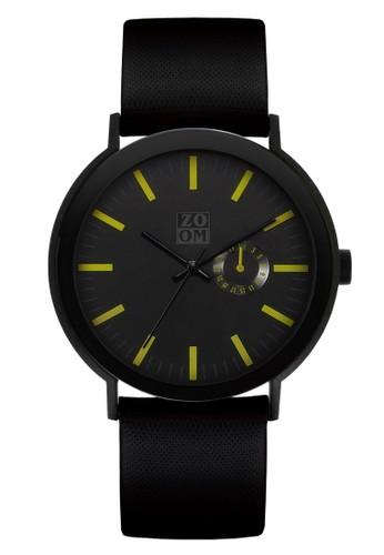 Zoom black Casual Men's Watches ZM 7131M.2511 3A763AC475E78DGS_1