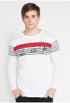 harga Leon T-Shirts Zalora.co.id
