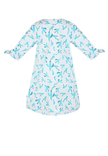 PITO DITO white Hynde Dress 729A6KAFA28301GS_1