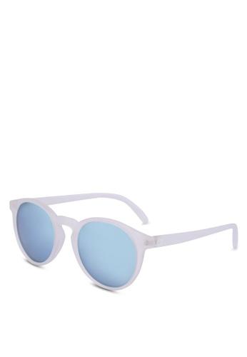 Sunski 藍色 Dipsea Frosted Sky Sunglasses 5B6EFGL83552E3GS_1