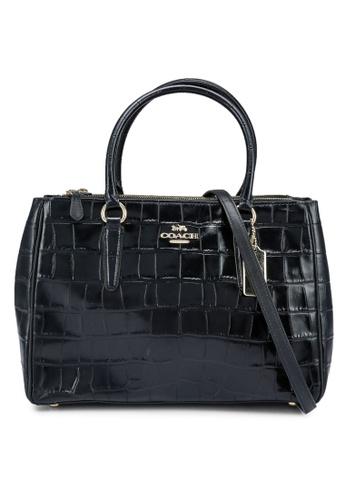 Coach black Large Surrey Carryall Bag (cv) C6CE0AC54F2285GS_1