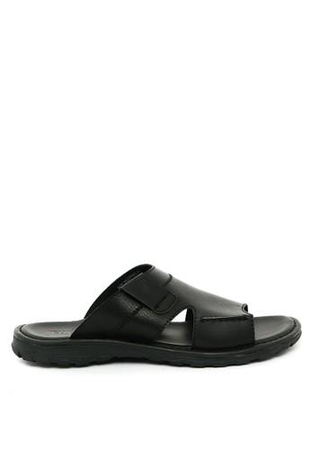Watchout! Shoes black Sandal Slipon WA021SH0V7Y6ID_1