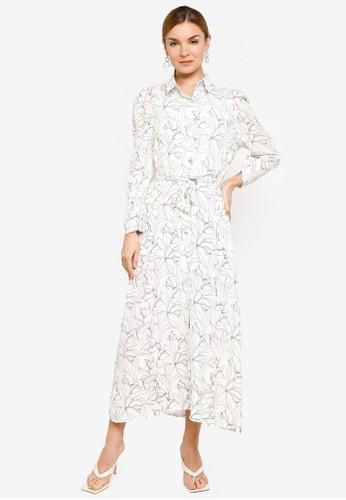 BYN white Muslimah Maxi Dress 981E5AAD9DD884GS_1