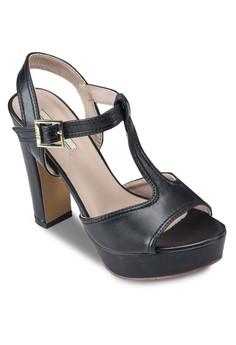 Casual Platform Heel Sandals