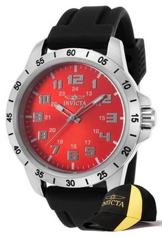 Pro Diver Men 45mm Case Watch 21838 with FREE Baseball Cap