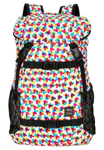 Nixon multi Nixon x Mickey - Landlock Backpack SE II - CMYK (C28173099) E607CACCFAD574GS_1