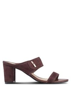 06fe2fc769f Spiffy brown Ol Ladies Block Heels 3DCF1SHD0AB2F4GS 1