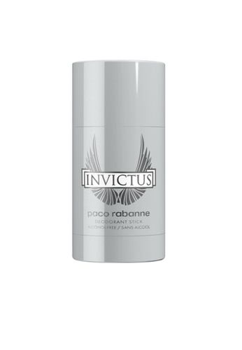 Paco Rabanne silver Paco Rabanne Invictus Deodorant Stick for Men 75ml 3C560BE9EC5B9DGS_1