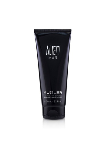 Thierry Mugler (Mugler) THIERRY MUGLER (MUGLER) - Alien Man Hair And Body Shampoo 200ml/6.7oz 6F09DBE69A7B60GS_1