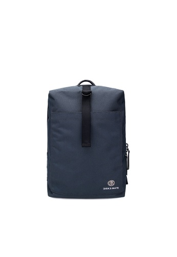 The Dude grey Hull Backpack 3F614AC785CB50GS_1
