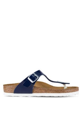 5cd23b257b8 Shop Birkenstock Gizeh Patent Sandals Online on ZALORA Philippines