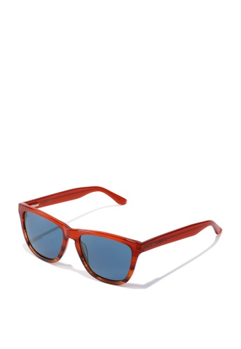 Hawkers brown Ocean ONE X Sunglasses DCC98GLFB73466GS_1