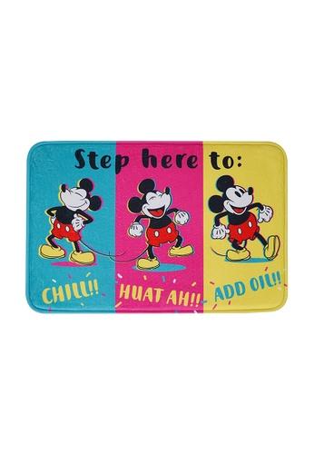HOUZE HOUZE - Step Here - Memory Foam Mat (Disney) 59B94HL551F278GS_1
