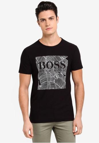 BOSS black Tarit 1 T-Shirt - Boss Casual C2C96AAE7161C3GS_1