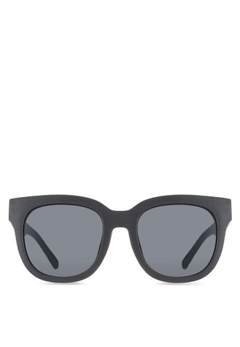esprit 品牌木紋框太陽眼鏡, 飾品配件, 飾品配件