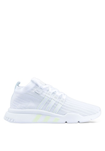 adidas white adidas originals eqt support mid adv pk sneakers 7AF34SH35C3EF5GS_1