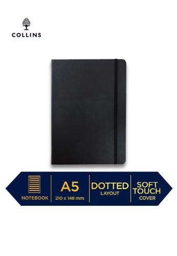 Collins black Collins Legacy  ─  NotebookA5 Squared Black C7A92HL1C85D43GS_1