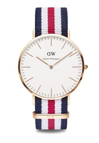 Canterbury esprit專櫃尼龍手錶, 錶類, 其它錶帶