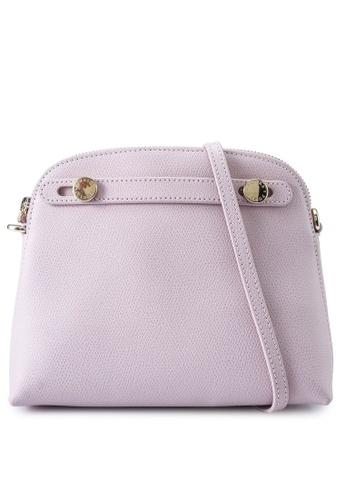 Furla pink Piper XL Crossbody Pouch Bag B9F7CAC5BCD83BGS_1