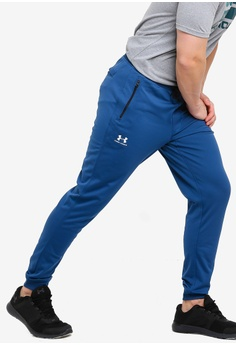 Running Training Clothing, Shoes & Accessories Mens Large Under Armour Blue Ua Tech Pants Nwt