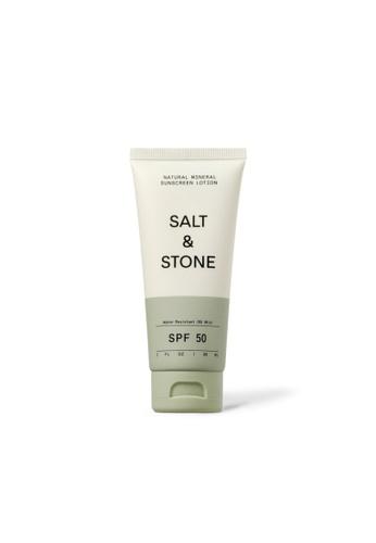 Salt & Stone Salt & Stone SPF 50 Natural Mineral Sunscreen Lotion 3C44DBE19D80C2GS_1