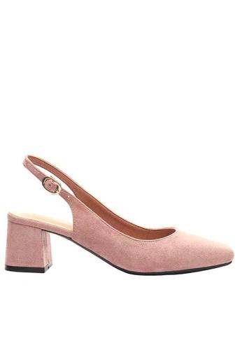 Twenty Eight Shoes Slingback Heel 132-9A 64089SHE4C093EGS_1