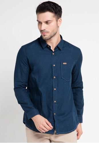 Lois Jeans navy Long Sleeve Shirt LO391AA0VPCTID_1