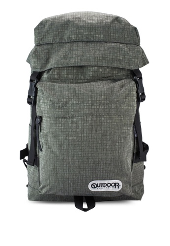 Outdoor Products green Skid City Backpack OU509AC51RHGMY_1