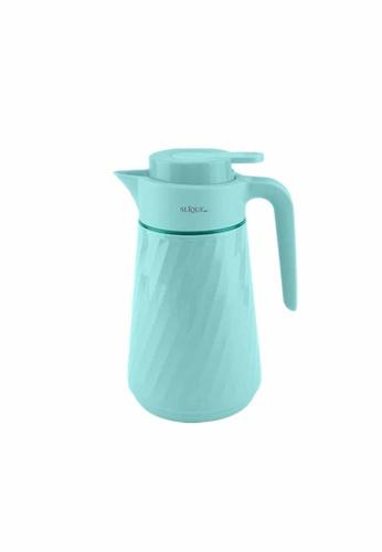 Slique green Premium Vacuum Flask 1.0l 0A35AHL0CA56F9GS_1