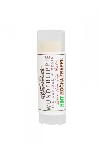 Wunderbath Mint Mocha Frappe Lip Balm WU584BE73JNIMY_1