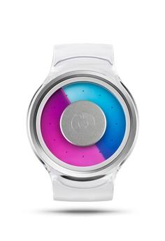 Proton Transparent Purple Watch