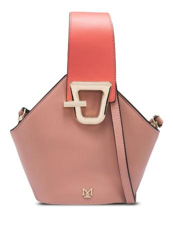 Megane pink Iva Bag 4E88CACFA5BD2FGS_1