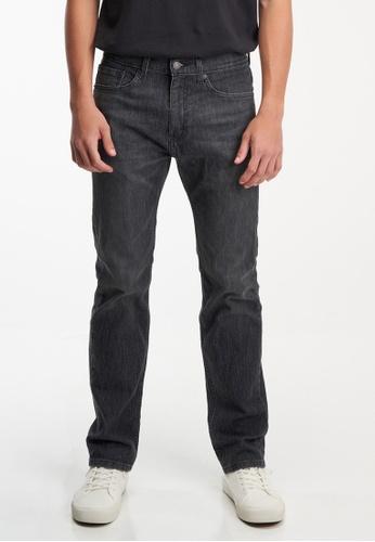 LEVI'S black Levi's® Men's 505™ Regular Jeans 00505-2283 23872AA745D4A6GS_1