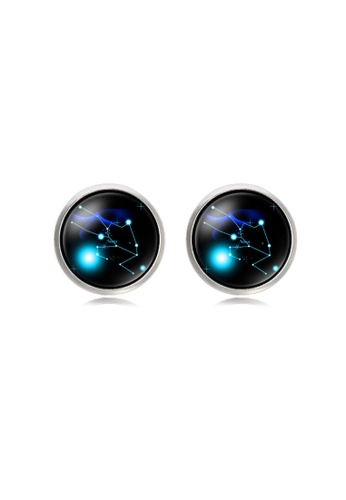 Kings Collection black Taurus Cufflinks (KC10149) 30234ACD26FC77GS_1
