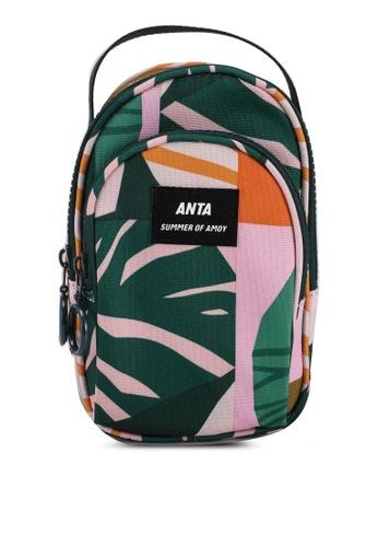 Anta orange Amoy Summer Satchel Sling Bag FE6E7AC4CF8AC7GS_1