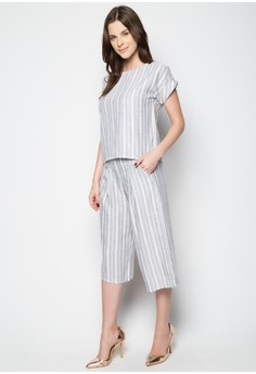 Stiped Co-ord Set