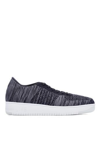Life8 black Night Reflective Nano Ag+ Space Skate 4.0 Casual Shoes-09562-Black LI286SH24DITMY_1