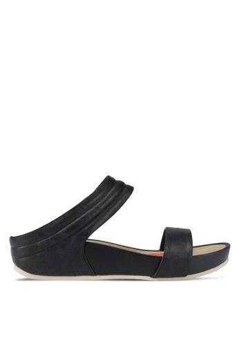 Bata black Jacque Sandals 5F04ESH6E15B6EGS_1