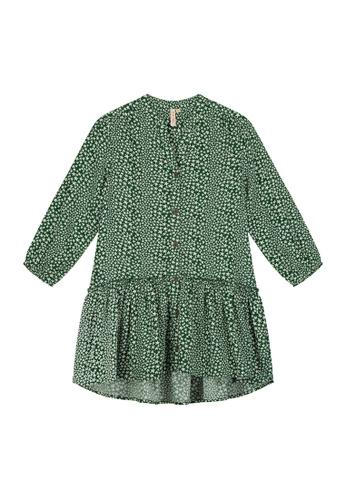Shiwi green Tuvalu Drop Waist Dress 42AFFKA7F6AC28GS_1