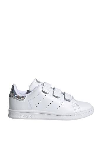 ADIDAS white stan smith sneakers AD8EDKS1A8F77DGS_1