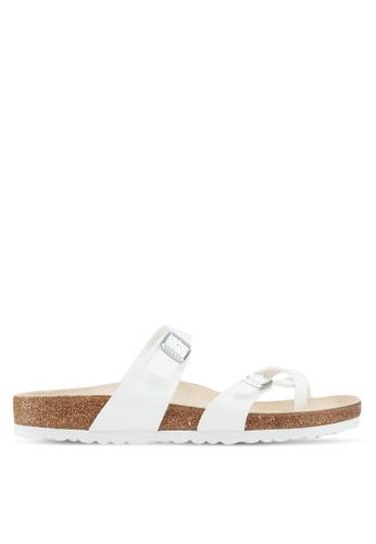 Birkenstock 白色 Mayari Birko-Flor Sandals 51F4FSHA8D2051GS_1