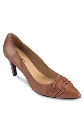 Aesprit鞋子manda II 尖頭高跟鞋, 女鞋, 鞋