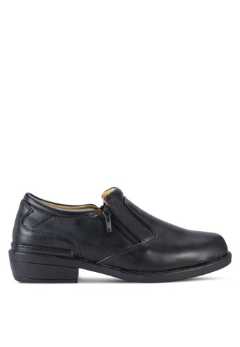 Louis Cuppers black Business & Dress Shoes LO977SH89AUWMY_1