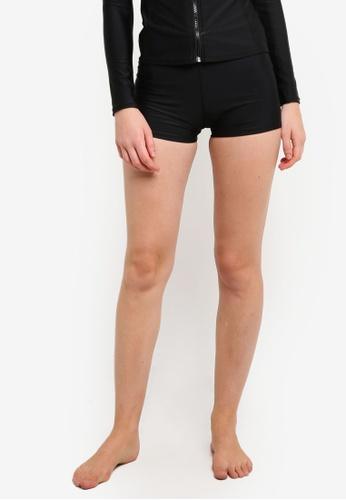 Piha black Black Essentials Shorts PI734US0RCSXMY_1