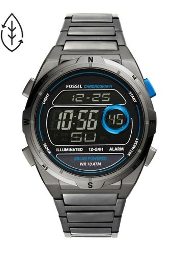 FOSSIL Everett Watch FS5861 E3FB5AC9A03AECGS_1