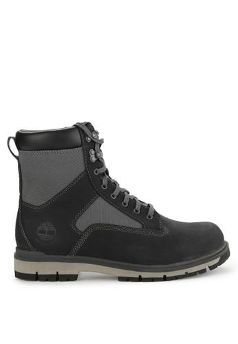 """Timberland grey Radford 7"""" L/F Boot Wp 009E2SHF4F21A3GS_1"""